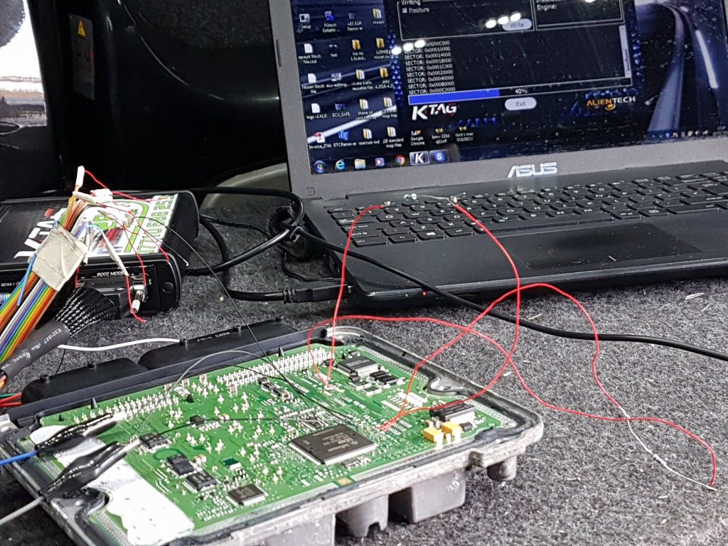 Junction 28 ECU Remapping