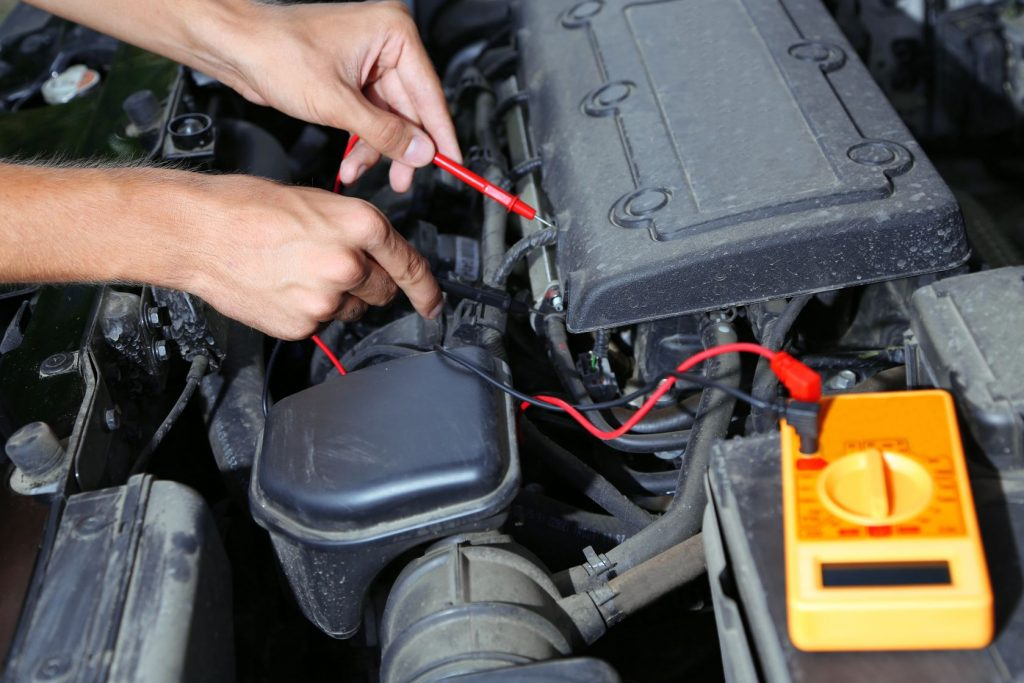Junction 28 Remaps Car Battery Replacement